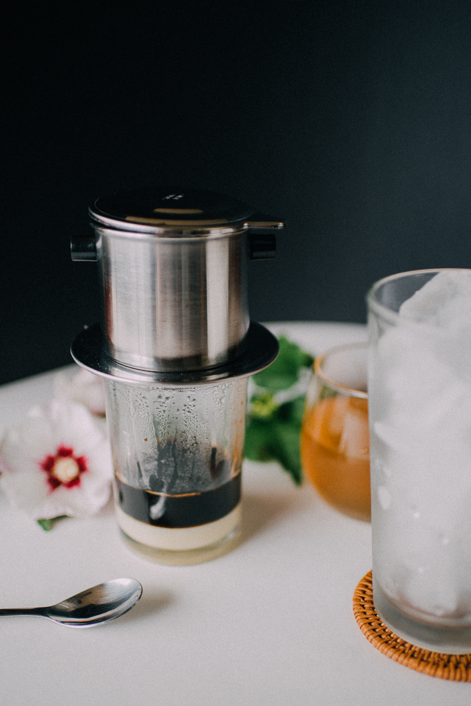 vietnamese iced milk coffee recipe