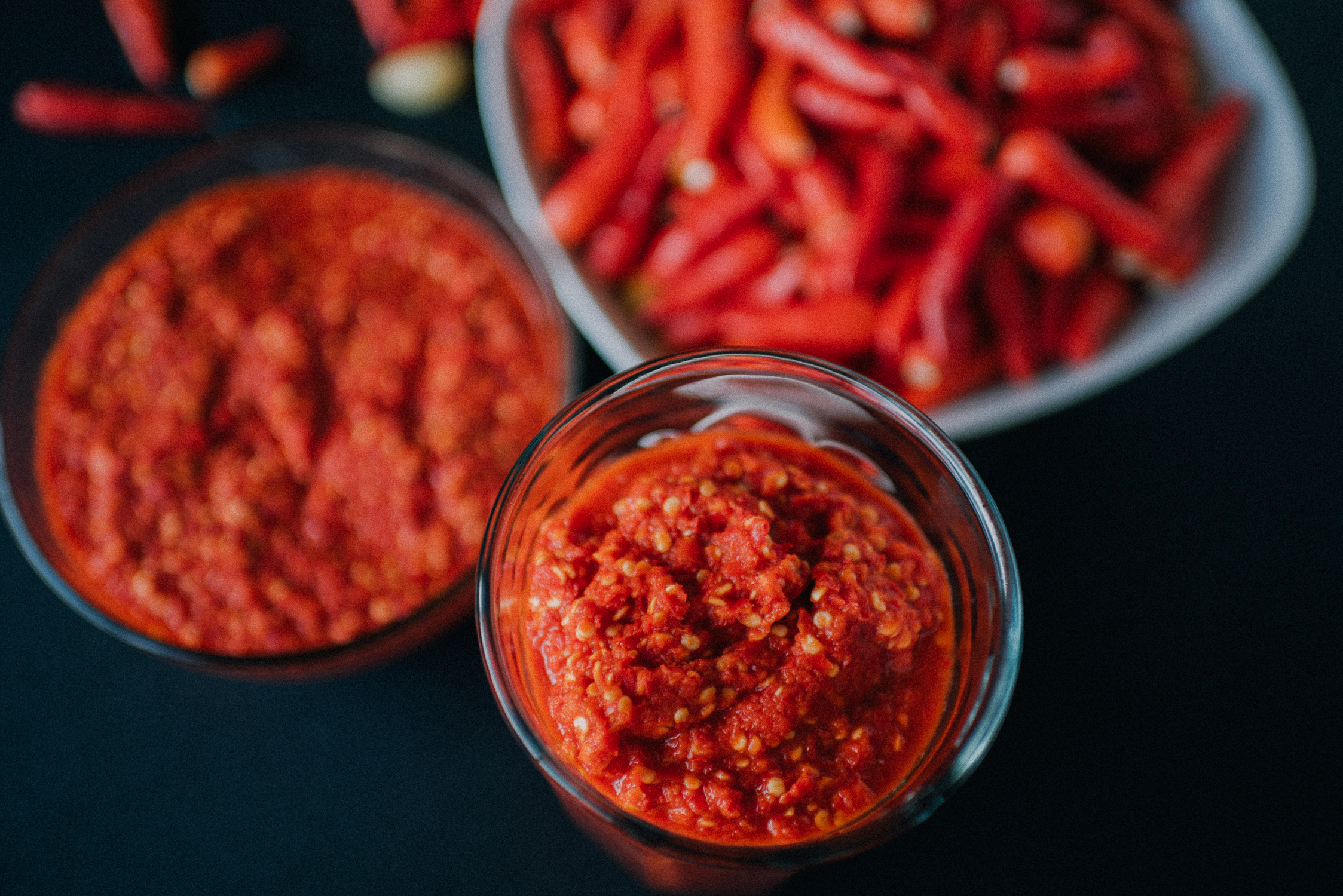 vietnamese homemade chili garlic sauce recipe